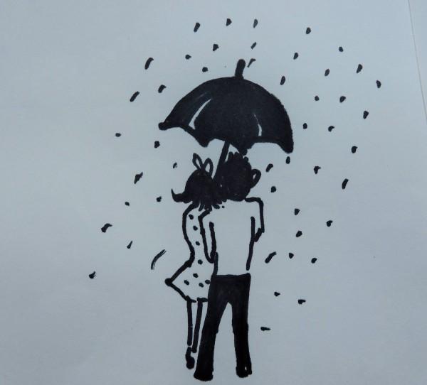 そんじゅ六月の雨